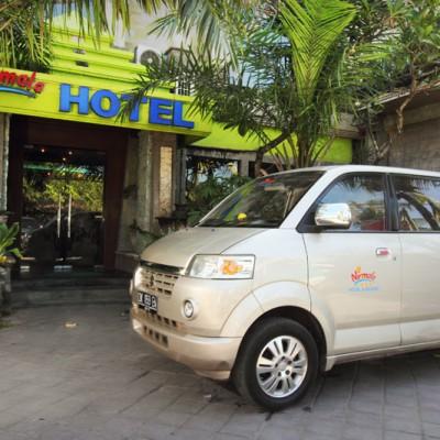 Hotel Car Guest Pickup